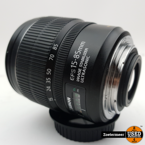Canon 15-85mm 3.5-5.6mm