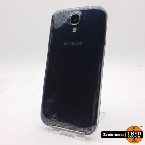 Samsung Galaxy S4 16GB Zwart