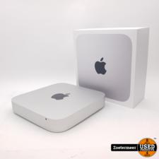Apple Apple Mac mini (Late 2012) Core i5 2.5Ghz    500GB opslag    4GB RAM