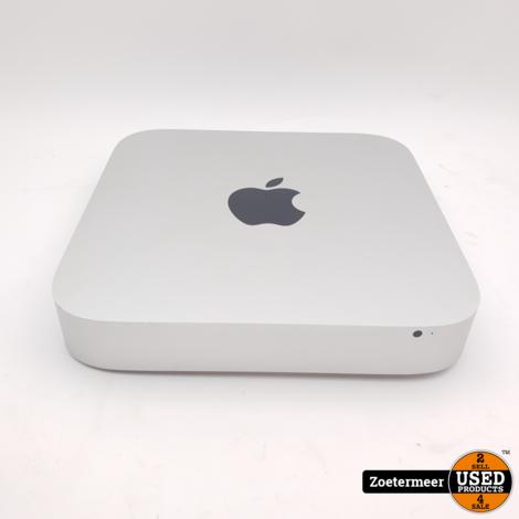 Apple Mac mini (Late 2012) Core i5 2.5Ghz    500GB opslag    4GB RAM