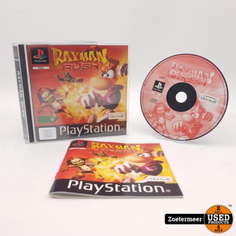 Rayman Rush ps1