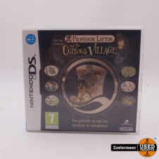 Professor Layton and the Curious Village DS