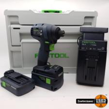 Festool Festool TID 18 5,2 Slagtol