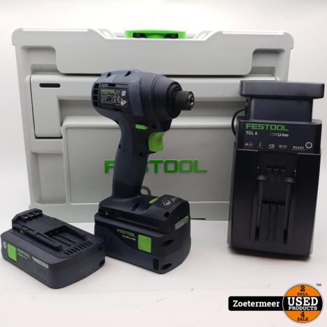 Festool TID 18 5,2 Slagtol