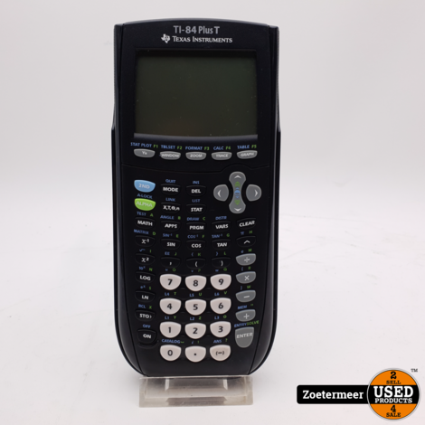 Texas Instruments TI-84 Plus T Grafische Rekenmachine