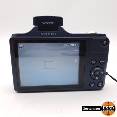 Samsung WB50F Digitale Camera Zwart