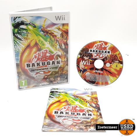 Bakugan Wii