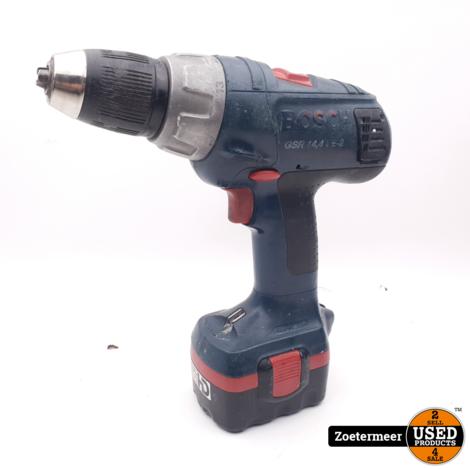 Bosch GSR 14.4 VE-2 Accuboor