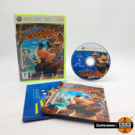 Banjo-Kaazooie Boutjes & moertjes Xbox 360