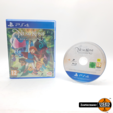 Sony Ni No Kuni Wrath of the White Witch PS4