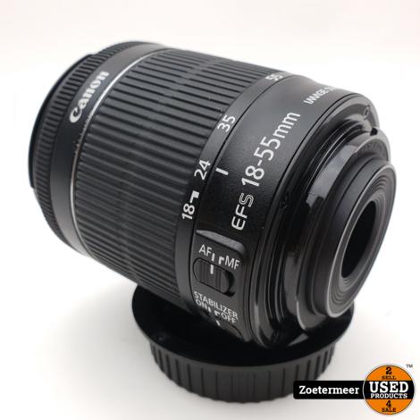 Canon 18-55mm Kitlens