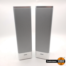 LOEWE Universal Speakers Aluminium Zilver Individual