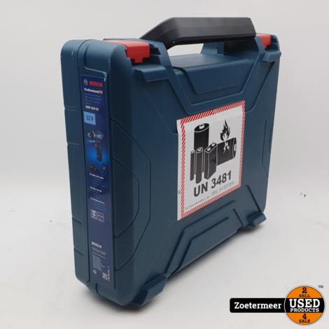 Bosch gsr 12v-15 accuschroevendraaier NIEUW