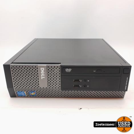 Dell Optiplex 3020 Desktop    500GB    4GB    i3-4130 3.4GHz