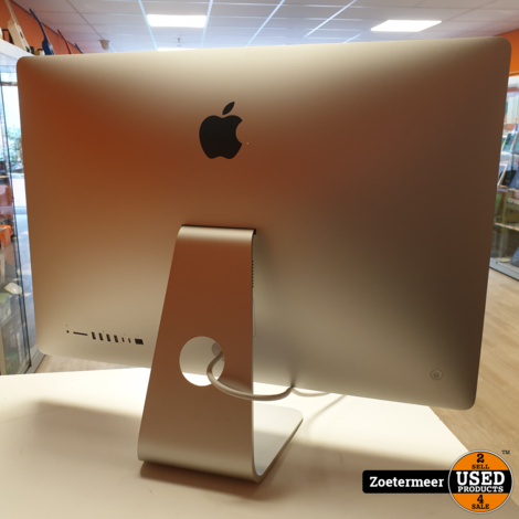 Apple iMac 2017 ''27 inch 5K || i5 3.4GHz || 1TB || Compleet