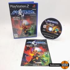 He-Man: Defender of grayskull PS2