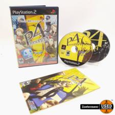 Persona 4 PlayStation 2 (NTSC)