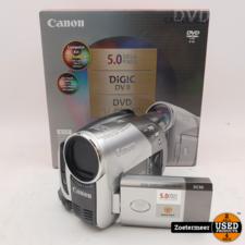 Canon Canon DC50 8cm DVD Camera