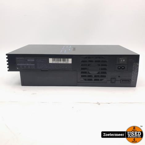 PlayStation 2 Phat met Controllers