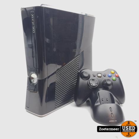 Xbox 360 slim 250GB + forza Motorsport 3 (disc)