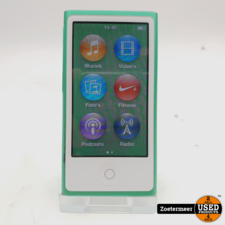 Apple Apple iPod Nano 7th Generation 16GB Green