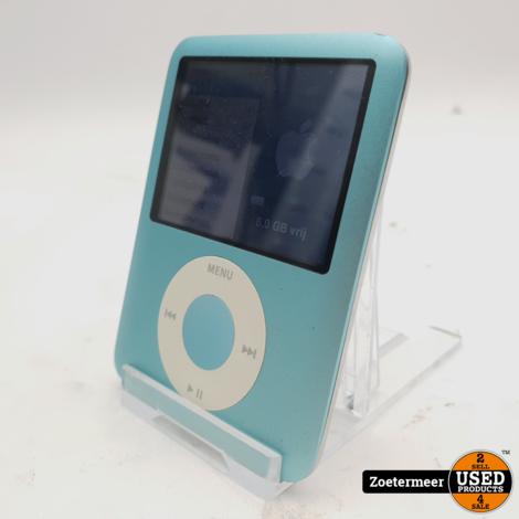 Apple iPod Nano 8GB 3rd Gen