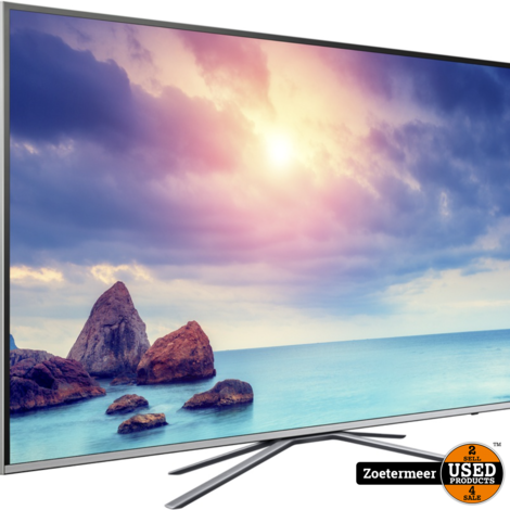 Samsung UE55KU6400S 4K UHD Smart-TV Zilver