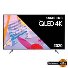 Samsung Samsung QLED QE55Q64TAS Televisie Z.G.A.N