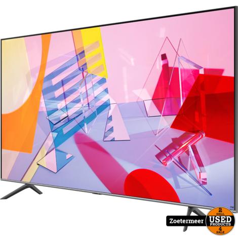 Samsung QLED QE55Q64TAS Televisie Z.G.A.N