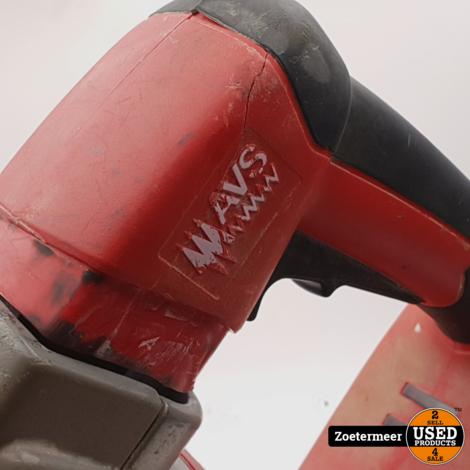 Milwaukee K 500 S Breekhamer SDS-Max