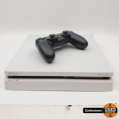 Sony Playstation 4 Slim 500GB White Edition