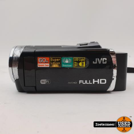 JVC GZ-EX315BEK Video camera