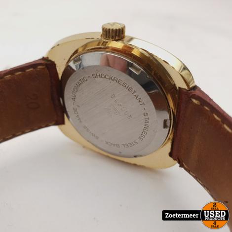 Edox 200452 Automatic Horloge
