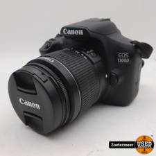 Canon Canon Eos 1300D + 18-55mm Lens ZGAN