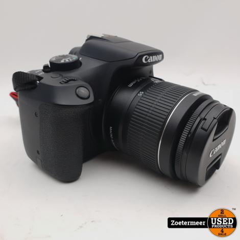 Canon Eos 1300D + 18-55mm Lens ZGAN