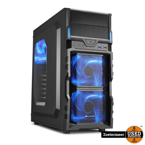 Game PC (W10/1TB/8GB/AMDFX8150/OC3.6GHz/NVideaGeForce1050Ti4GBVRAM)