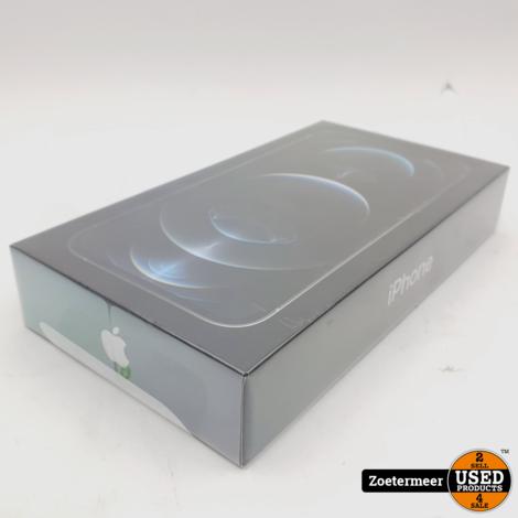 Apple iPhone 12 Pro 512GB Silver || NIEUW || 1 Jaar apple garantie