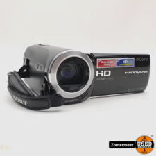 Sony Sony HDR-CX250 Handycam Zwart