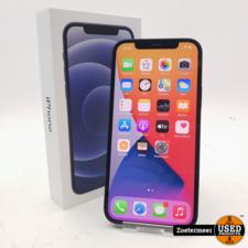 Apple Apple iPhone 12 128GB (Garantie tot: 31-07-2022)