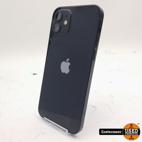 Apple iPhone 12 128GB (Garantie tot: 31-07-2022)