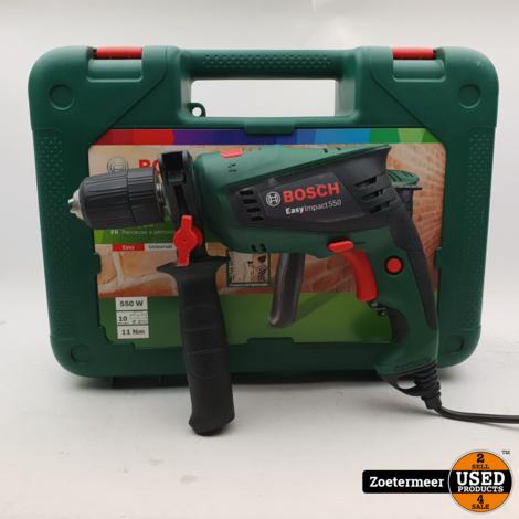 Bosch Easy Impact 550 Klopboormachine