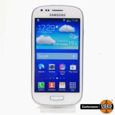 Samsung Samsung Galaxy S3 Mini Wit