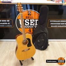 Washburn D10s Akoestische gitaar