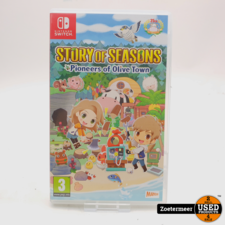 Nintendo Story of Seasons Switch