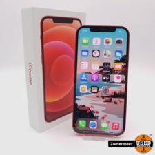 Apple Apple iPhone 12 128GB Garantie tot 17-09-2023
