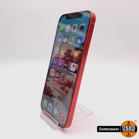 Apple iPhone 12 128GB Garantie tot 17-09-2023