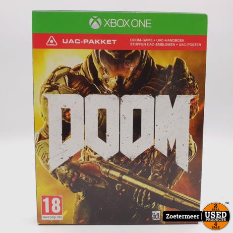 Doom UAC-pakket Xbox One