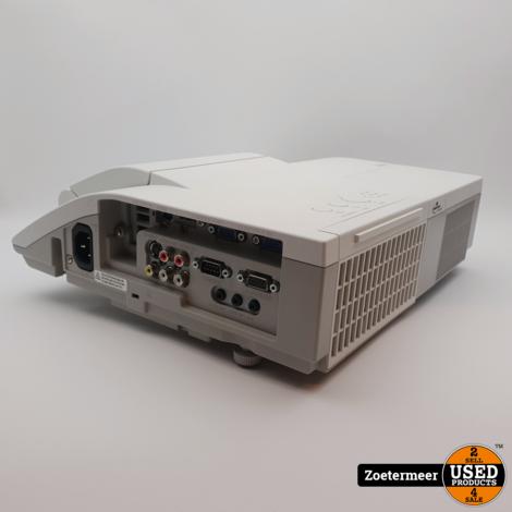 Hitachi CP-A222WN Beamer Met afstandsbediening