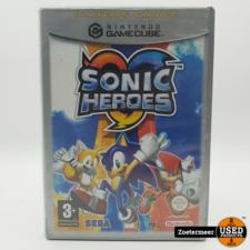 Sonic Heroes Gamecube