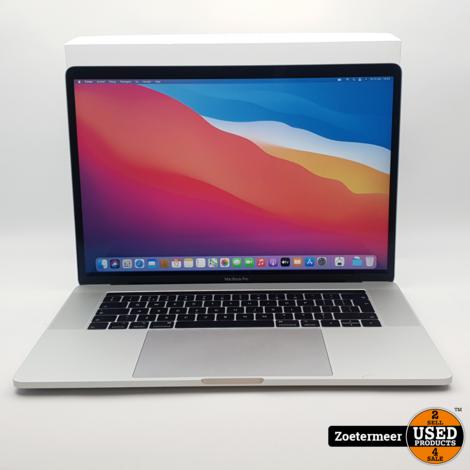 Apple Macbook Pro 2018 15-inch | 47 laadcycli(!) | Intel Core i7 | 256GB SSD | 16GB RAM